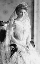 1903 Princess Alice of Battenberg wedding dress