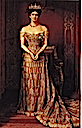 1903 Lady Curzon Durbar portrait by ? (location unknown to gogm)