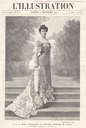 1904 Magazine Print Marie Amelie Queen Consort of Portugal Princess of Orleans