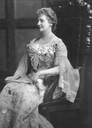 1904 Maud Petty FitzMaurice, Marchioness of Lansdowne by Lafayette Photographic Studios