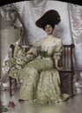 1906 Contessa Nerina Pisani Volpi di Misurata by Vittorio Matteo Corcos (auctioned by Hampel Auctions)