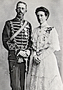1906 Silver wedding anniversary photo