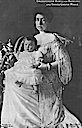 1907 Ducky and Maria Kirillovna