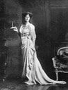 1908 Countess Markievicz as Lady Althea in The Dilletante From lissadellhouse.com:countess-markievicz: