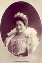 1909 (before) Princess Isabelle of Croÿ-Dülmen, later Archduchess Isabelle of Austria by Adèle