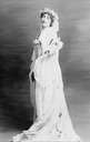 1910 Miss Deacon wedding dress for marriage to Princess Antoine-Albert-Radziwill