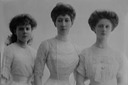 1911 Duchess of Fife, Princesses Alexandra and Maude