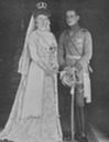1911 Marie Saxe-Altenburg and Heinrich XXXV of Reuss wedding photo