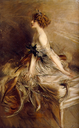 1911 Princess Marthe Lucile Bibesco by Giovanni Boldini (private collection)