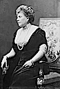 1913 (23 August) Seated Princess Beatrice