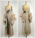 1914 Dance dress worn by Irene Castle by Lucile (Metropolitan Museum of Art - New York City, New York, USA) From the museum's Web site