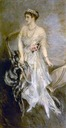 1914 Mrs. Leeds, the later Princess Anastasia of Greece (and Denmark) by Giovanni Boldini (location unknown to gogm)