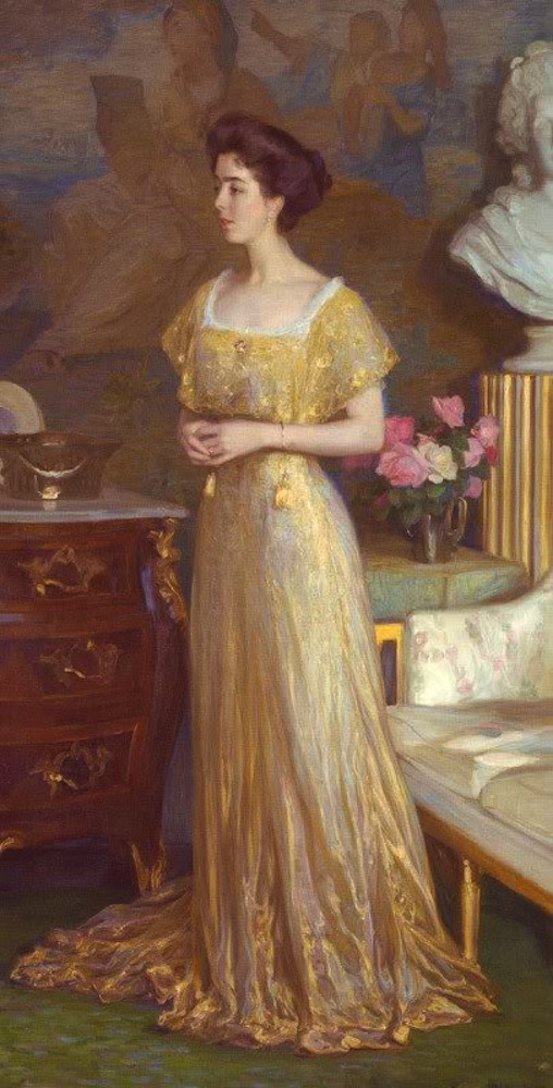 1914 Crown Princess Margareth of Sweden by Oskar Bjorck Posted on the Alexander Palace Time Machine Discussion Forum by Svetabel on 25 July 2009 X1.25