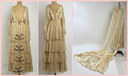 1915 Lucile weding dress (Metropolitan Museum of Art - New York City, New York, USA) From museum's Web site