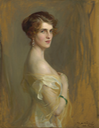 1915 Viscountess Chaplin, née Hon Gwladys Wilson by Philip Alexius de Laszlo (auctioned by Christie's)
