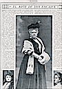 1916 La infanta Isabel in La Esfera February issue