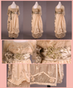 1918 Lucile wedding dress (Henry Ford Collection, Wayne State University - Detroit Michigan, USA) From digital.library.wayne.edu-digitalcollections-item?id=wayne-EM02 2004 9 1