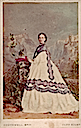 Princess Alexandra carte de visite by Southwell Brothers