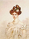 Alexandra Feodorovna by Petr Feodorovich Sokolov (location unknown to gogm)
