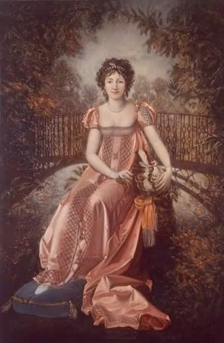 Alexandrine de Bleschamp Alexandrine de Bleschamp Madame Jouberthon by location unknown