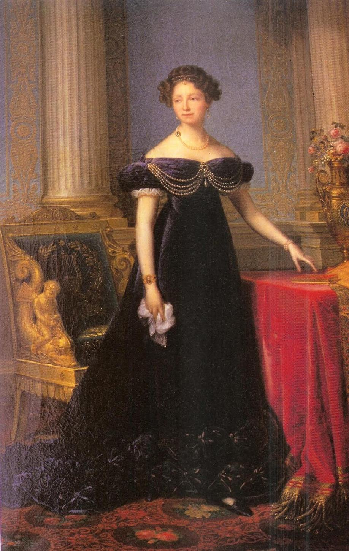 anna paulowna portrait willem ii