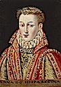 Anna of Austria, Queen of Spain by Spanish school (Philip Mould)
