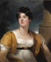 Anne Goddard, Lady Lethbridge by Sir Thomas Lawrence (auctioned)