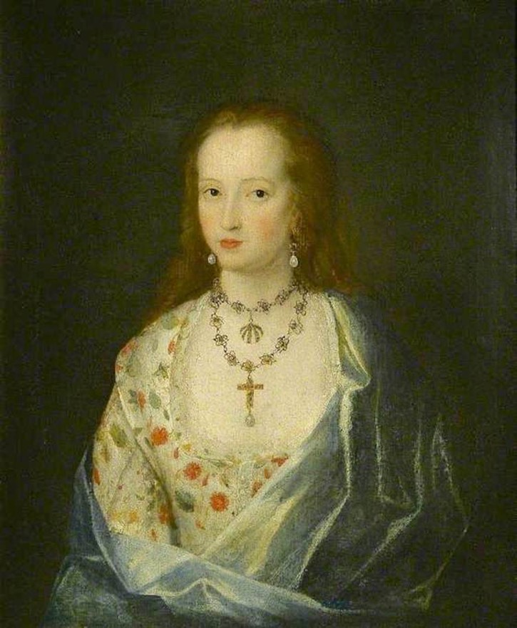 Anne Hawtrey, Wife of John Saunder, Daughter of Sir William Hawtrey