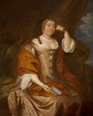 Anne Hyde, wife of James, Duke of York by ? (The Captain Christie Crawfurd English Civil War Collection - Stow-on-the-Wold, Gloucestershire UK)