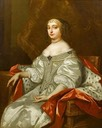 Anne Hyde, Duchess of York, Mother of Queen Mary II and Queen Anne by ? (location unknown to gogm)