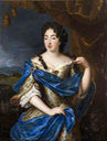 Anne of Bavaria as Duchess of Enghien by Pierre Gobert by Pierre Gobert (location unknown to gogm)