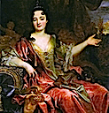 Anne Marie de La-Tremoille, Duchess Bracciano attributed to Nicolas de Largillière (location unknown to gogm)