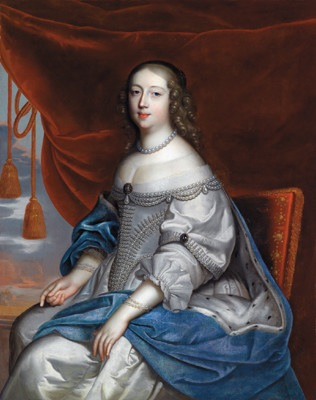 Anne Marie Louise D Orleans By Beaubrun Location Unknown To