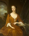 Barbara Ivory (d.1748), Mrs Henry Davenport III by Charles d' Agar (UK National Trust, location unknown to gogm)