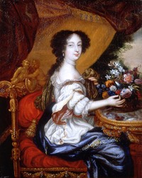 Barbara Villiers, Duchess of Cleveland by Henri Gascar (private collection) mod