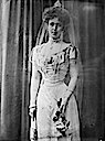 1909 Princess Beatrice of Edinburgh wedding dress