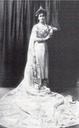 1909 Beatrice wedding dress