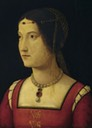 ca. 1500 Lady by Francesco da Cotignola (location unknown to gogm)