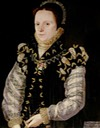 ca. 1569 Anne Russell, Countess of Warwick (1548-1604) by the Master of the Countess of Warwick (Woburn Abbey - Woburn, Bedfordshire UK)