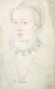 ca. 1570 Charlotte de La Marck by ? (location unknown to gogm) Wm