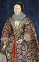 ca. 1610-1615 Lady of the Morgan family by ? (Tredegar House - Coedkernew, Newport, Wales) From history-of-fashion.tumblr.com:page:11