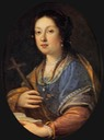ca. 1628 Margherita de Medici by Justus Sustermans (Galleria Palatina, Palazzo Pitti - Firenze Italy)
