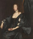 ca. 1632 Margaret, Lady Tufton by Sir Anthonis van Dyck and studio (Milwaukee Art Museum - Milwaukee, Wisconsin USA) Photo - John R. Glembin