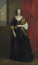 ca. 1637 Anne Cavendish by Anthonis van Dyck (auctioned by Christie's)