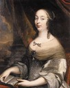 ca. 1670 Marie Charlotte de Castelnau by Pierre Mignard (location unknown to gogm)