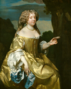 ca. 1672-1675 Lady Borlase by Gerard Soest (National Gallery of Art - Washington, DC, USA) From the museum's Web site