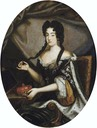 ca. 1680 Eleonore d'Olbreuse by ? (Residenzmuseum - Celle, Niedersachsen Germany) Wm X 2