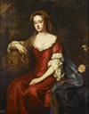 ca. 1683 Amelia of Nassau, Countess of Ossory by Willem Wissing (Royal Collection, Kensington Palace - London, UK) From pinterest.com/pin/464644886532333881/.jpg
