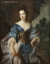 Lady Mary Herbert (1659-1744/1745), Viscountess Montagu, Previously the Honourable Lady Richard Molyneux, and Later Lady Maxwell, as Diana