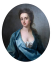 ca. 1695 Mary Dowdeswell by Michael Dahl (sold by Roy Precious)